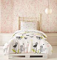 Постельное белье Marie Claire Atelier Papillon multi полуторное