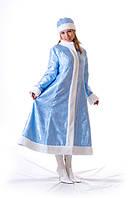 Снегурочка женский новогодний костюм
