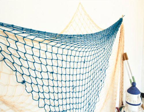 рыболовные сети дома