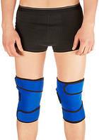 Наколенники с точечным нанесением турмалина-Помогают снимать напряжение мышц, обеспечивают комфорт при ходьбе