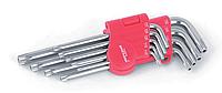 Набор ключей Бригадир Standart Torx T10-T50 длинные CR-V 9 шт (57-001)