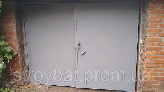 металлические двери прочные гаражные ворота металлические двери в москве