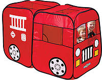 Палатка детская Пожарная машина