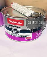 Шпатлевка NOVOL Unisoft (мягкая) 1.8 кг