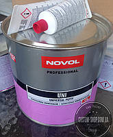 Автомобильная универсальная шпатлевка NOVOL Uni 4 кг