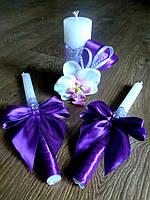 Семейный очаг «Орхидея фиолет»