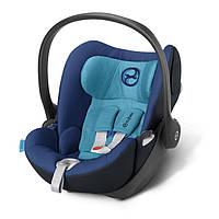 """Автомобильное кресло «Cybex» (515140079) """"Cloud Q"""", цвет True Blue-navy blue"""