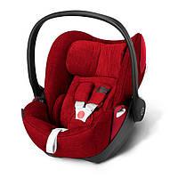 """Автомобильное кресло «Cybex» (515140099) """"Cloud Q Plus"""", цвет Hot & Spicy-red"""
