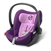 """Автомобильное кресло «Cybex» (515140089) """"Cloud Q"""", цвет """"Grape Juice"""" (purple)"""