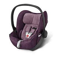 """Автомобильное кресло «Cybex» (516110027) """"Cloud Q Plus"""", цвет Princess Pink-purple"""
