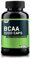 Аминокислота Optimum Nutrition BCAA 1000 Caps 60 капсул