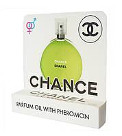 Мини парфюм с феромонами Chanel Chance eau Fraiche (Шанель Шанс эу Фреш) 5 мл