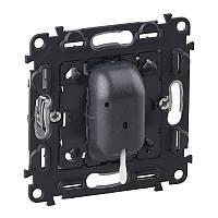 Legrand Valena IN'MATIC Выключатель 6А 250В кнопочный с шнуром, автоматические клеммы (752024)