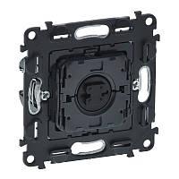 Legrand Valena IN'MATIC Выключатель 6А 250В кнопочный для жалюзи, автоматические клеммы (752030)