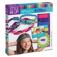 """Набор для изготовления украшений для волос """"Braidy Bunch"""", Wooky"""