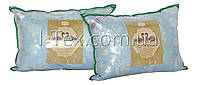 Подушка с наполнителем искусственный лебяжий пух 50х70