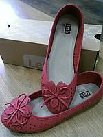 Яркие туфли-балетки, Распродажа- последний размер!!