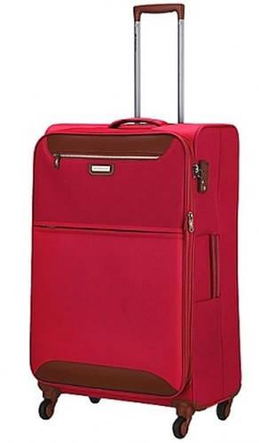 Дорожный яркий 4-колесный средний чемодан 69/80 л. March Flybird 2452/31