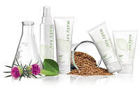 Система Ботаникал эффект Mary Kay® для сухой и нормальной/комбинированной и жирной кожи.
