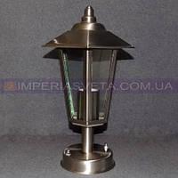 Светильник уличный столбик влагозащищенный Horoz Electric садово-парковый LUX-534253