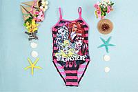 Купальник для девочек Monster High, р. 6 лет