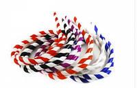 Силиконовый шланг для кальяна Candy (черный, красный, синий, фиолетовый)
