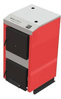 Котел для отопления дома HOT-WELL WOOD&COAL-4 12 КВТ (сталь 4мм)