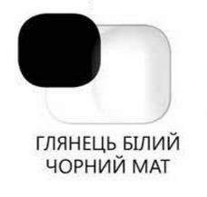 Картинки по запросу Спальня Виола Глянец Белый - Черный Мат миро марк