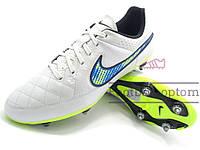Бутсы для футбола (копы) найк Nike Tiempo