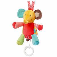 Музыкальная игрушка Baby Fehn Слоник 074031
