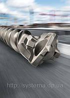 BOSCH Speed X - Сверло (бур) для перфоратора 18х200х340 мм, SDS-max