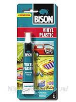 BISON VINYL PLASTIC - Клей для мягкого пластика (ПВХ) 25 ml