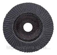 Лепестковый шлифовальный круг BOSCH Best for Мetal, угловое исполнение125х22.23, P80