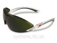 3M™ 2845 - Очки сварщика, защитные открытого типа. Линза с затемнением 5.0 DIN для защиты от яркой вспышки .