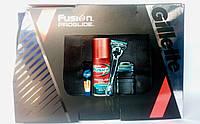 Набор для бритья Gillette Fusion с косметичкой (сумкой)