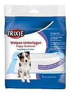 Trixie Nappy Puppy Pad Пеленки для собак с ароматом лаванды, 40 х 60 (7 шт)