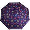 Зонт женский полуавтомат AIRTON (АЭРТОН) Z3615-95 Синий Антиветер