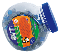 Zibi Капсулы для чернильных ручек, синие.  ZB.2273-01