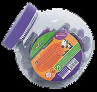 Zibi Капсулы для чернильных ручек, фиолетовые.  ZB.2273-05