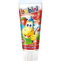 Зубная паста Bobini для детей от 2 до 6 лет  Польша