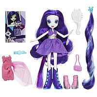 Кукла My Little Pony equestria girls Rarity девочки эквестрии рарити шарнирная