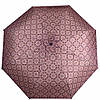 Зонт женский полуавтомат AIRTON (АЭРТОН) Z3615-102  Коричневый Антиветер