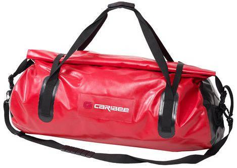 Водонепроницаемая дорожная сумка 120 л. Caribee Expedition 120 Red, 922347 красная