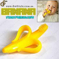 """Детский прорезыватель (грызунок)  - """"Banana"""""""