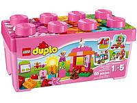 LEGO Duplo (10571) Универсальный набор Веселая розовая коробка