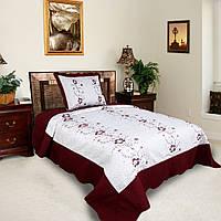 Комплект для спальни Романтика Patchwork, 240х260 см, модель Izabella