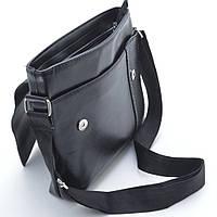 Недорогая мужская сумка из качественной PU кожи. Отличная сумка. Высокое качество. Купить онлайн. Код: КДН300