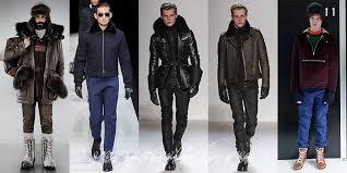 Мужская Верхняя Одежда Зима