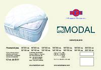 Наматрасник ТЕП «Modal/бязь» 200*160 на резинке