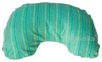 Подушка для беременных «ВсемНужка» (в ассортименте, льняная наволочка), Katinka